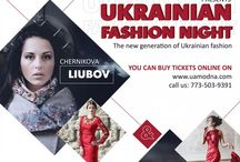 Ukrainian Fashion Show / UaModna presents... Ukrainian Fashion Show in USA