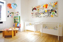 nurseries/kids rooms / by Natalie Cutino
