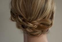 bridal hair/makeup / by Melissa Oxford