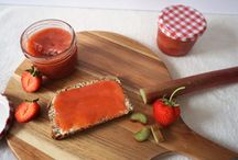"""Süße Rezepte / Hier gibt es süße Kleinigkeiten nach """"Ofenliebes Art"""""""