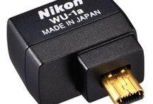 Nikon D7100 og tilbehør