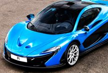 Cars / Diffirent types of amazing modern sports vehicles