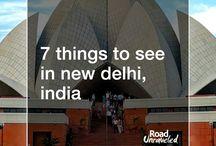 Travel: India