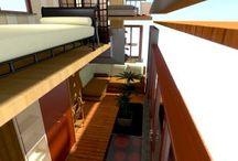 3D Houses plans