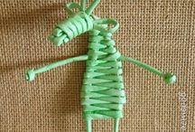 DIY - плетение