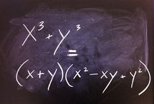 Teaching math / by Amanda Carpenter