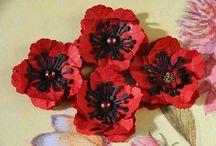 Ik houd van bloemen 2 / Voor kaarten