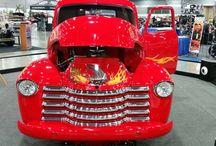 old trucks / by Wyatt Hesston
