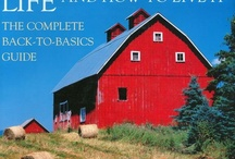 back-to-basics, homesteads and off the grid living.  / by Jennifer Maxwell-Sampson