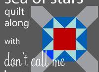 Quilts: Quilt-A-Long/Linkups