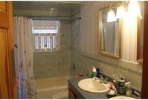 Home Sweet Bathroom / 2 full baths!