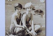 Japanse oude dames
