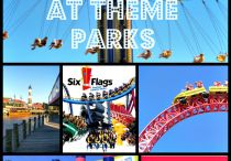 Six flags / by Kimber Evans