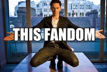 Hiddleston. Yum. / by Maria Lepore