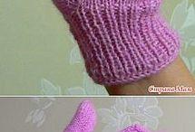 варежки носки шапки