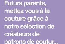 coutures pour bb