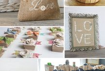 Guest gifts bags / by Denise Barrows