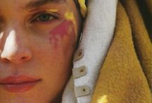 Paint / All dolled up...... make up inspiration. / by Aleli Jolicoeur