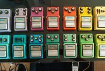 Ibanez pedal / Vintage Ibanez pedals