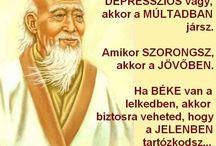 bölcseségek
