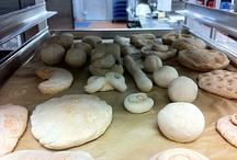 pretend bread clay dough
