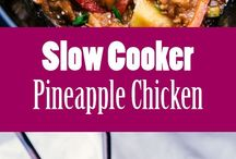 Slow cooker resepte