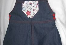 Handmade children's clothes by Love Auntie Marian