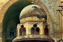 Arabic pinting