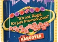 The Hangover Birthday Party Ideas, Decorations, and Supplies