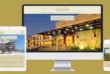 Panja Resort Palawan website / Images of our website.
