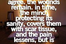 Hurt & pain