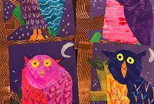 Painting ideas for a preschooler