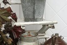 gamle ting i aluminium