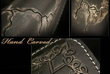 craked leather