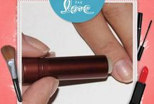 Beauty Tips by 2nd Love Cosmetics / Beauty Tips from 2nd Love Cosmetics