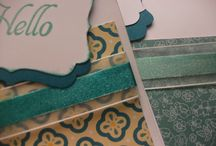 Stampin' Up! Blendabilities / Ideas with blendabilities