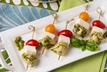 Appetizers/finger food/dips / by Laurie Lauricella