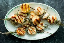 Just for the halibut / Seafood Recipes / by Tiffany Martin
