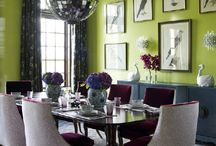 Dining Rooms / by Jules Sampson