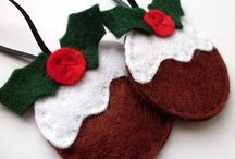 Christmas Ornaments / by Linda Ford