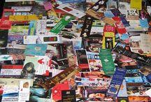 Papel Colecciones / Cosas de papel que se pueden coleccionar