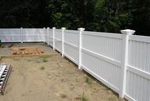Fence & Backyard / Fence and backyard ideas / by Eve Rothacker