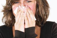Flu season / by Ellie Holman