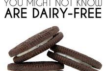 lactose & dairy free