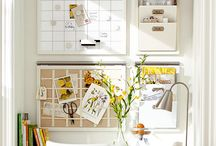 OFFICE ORGANIZATION / Great Ideas, great inspiration for office home