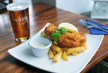 Food from our Pubs, Inns & Hotels / Every good pint needs good food to compliment it and our chefs in the St Austell Brewery estate are cooking up some of the best meals. From good old pub grub to more refined restaurant dining our food is locally sourced where possible and cooked to perfection.