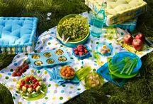 Pique-niques de choc ! / Voici de quoi vous donner une bonne dose d'inspiration pour vos futurs déjeuners sur l'herbe !
