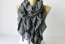 scarfs. / by Brooke Fincher