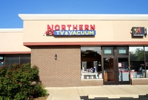 The Store / by Northern TV & Vacuum