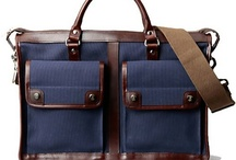 Men's Satchels & Accessories / Accessories for men  / by Beauty Muse